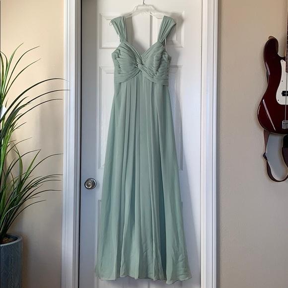 06d3d059866 Azazie Dresses   Skirts - Azazie Kaitlynn dress in dusty sage